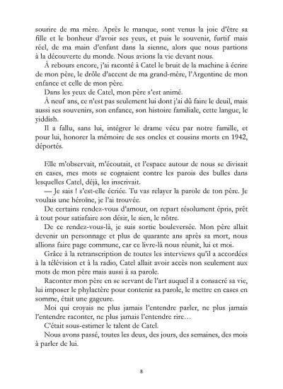 Page 6 Le roman des Goscinny - Naissance d'un gaulois