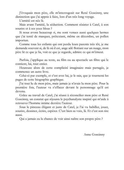 Page 7 Le roman des Goscinny - Naissance d'un gaulois