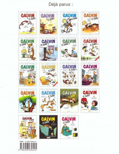 Dos calvin et hobbes tome 14