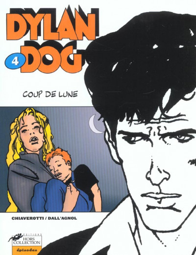 Couverture Dylan Dog tome 4