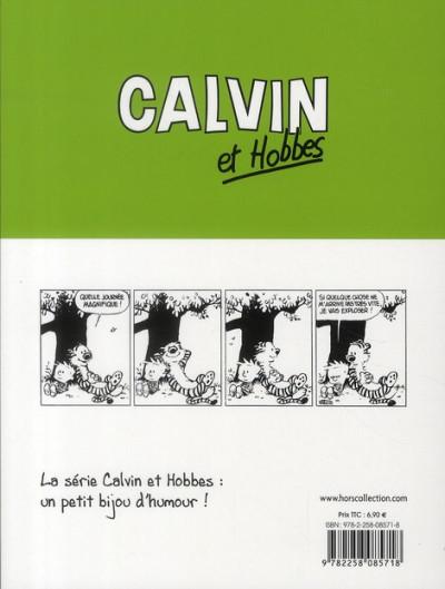 Dos Calvin et Hobbes T.1 - adieu, monde cruel !