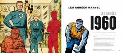 Page 5 les trésors de Marvel