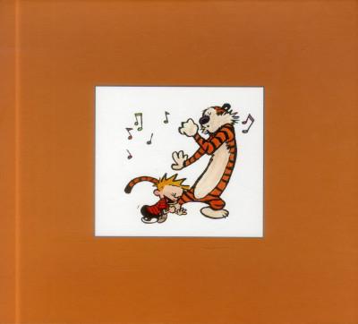 Couverture Calvin et Hobbes - coffret intégrale
