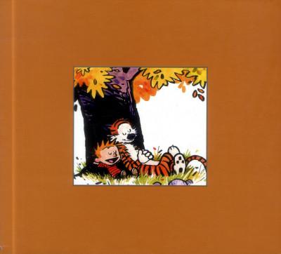Dos Calvin et Hobbes - coffret intégrale