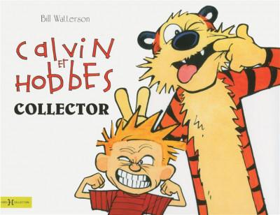 Couverture Calvin et Hobbes collector