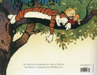 Dos Calvin et Hobbes collector
