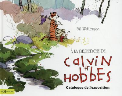 Couverture À la recherche de Calvin et Hobbes