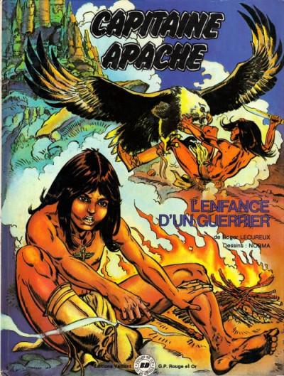 Couverture Capitaine Apache tome 2
