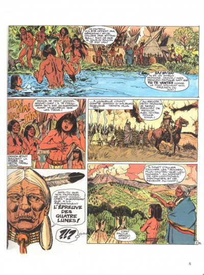 Page 1 Capitaine Apache tome 2