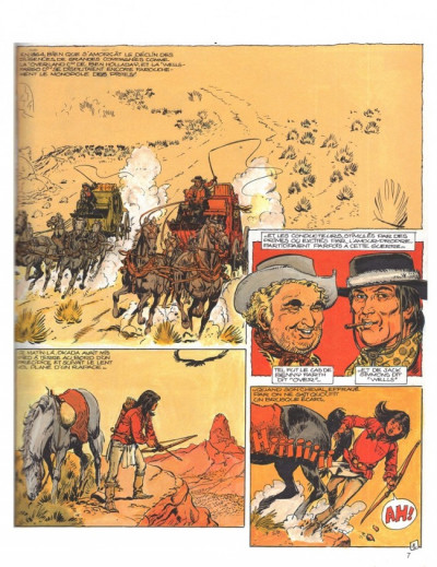 Page 1 Capitaine Apache tome 3