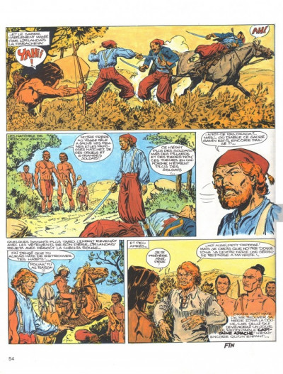 Page 1 Capitaine Apache tome 4