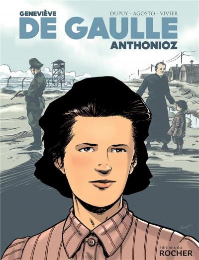 Couverture Geneviève de Gaulle - Anthonioz