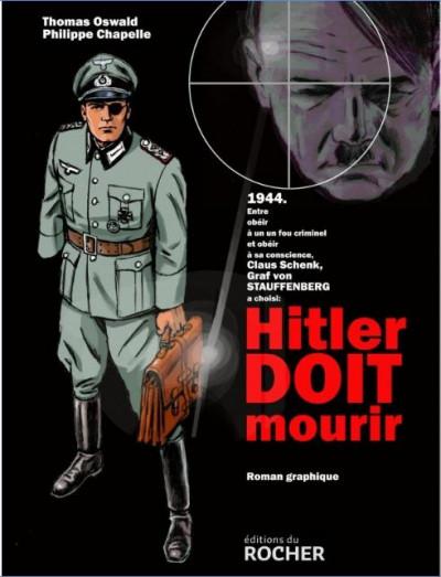 Couverture Hitler doit mourir