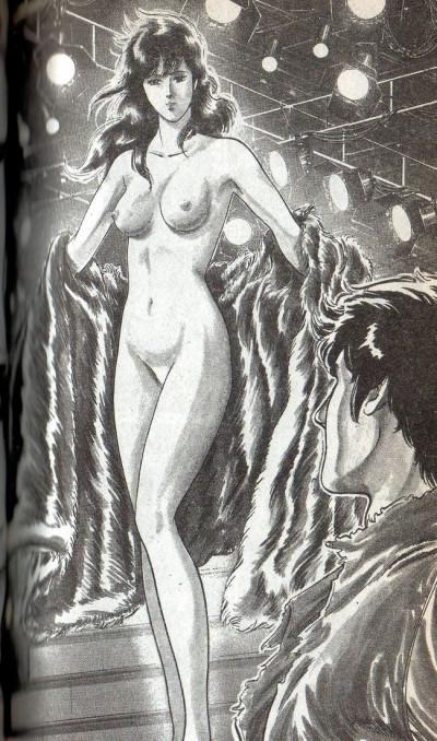 Page 1 City Hunter tome 1 - la poussière d'ange de la peur