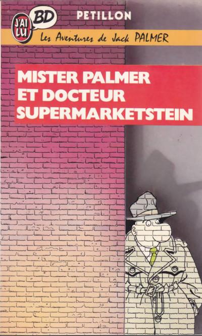Couverture mister palmer et docteur supermarketstein