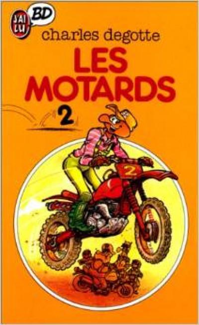 Couverture les motards tome 2