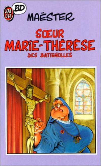 Couverture soeur marie-thérèse des batignolles tome 1