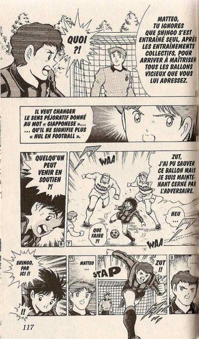 Page 2 olive et tom captain tsubasa world youth tome 1 - tsubasa ohzora : je vais bien