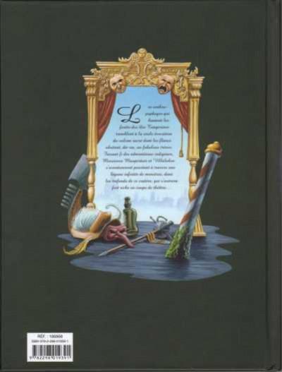 Dos De cape et de crocs - intégrale tomes 4 à 6