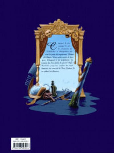 Dos De cape et de crocs - intégrale tome 7 à 8