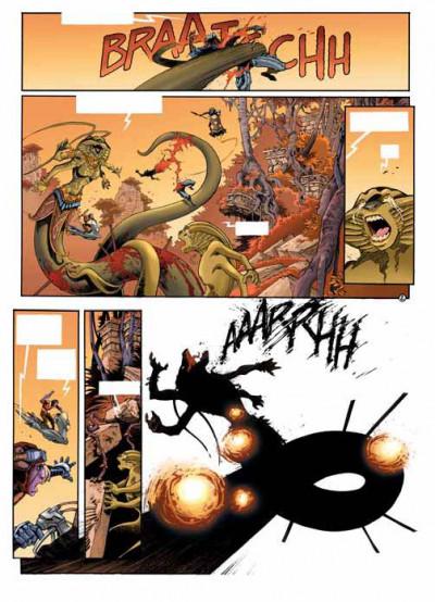 Page 1 les naufragés d'ythaq tome 5 - l'ultime arcane