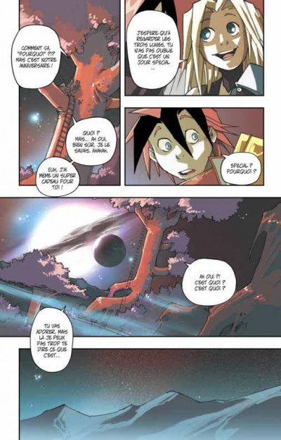 Page 1 lanfeust quest tome 1