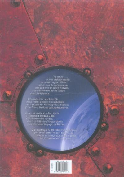 Dos lanfeust des étoiles - coffret tome 1 à tome 4