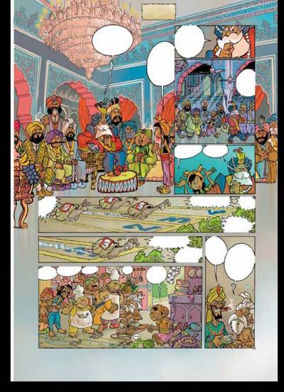 Page 2 tandori tome 1 - le réveil de l'éléphant bleu