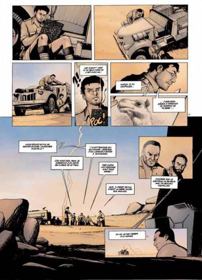 Page 2 corpus hermeticum tome 3 - les larmes du désert