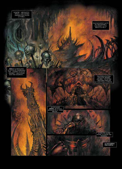 Page 1 arawn tome 1 - bran le maudit