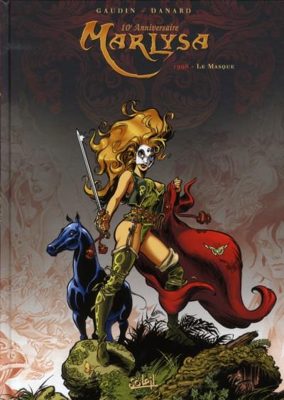 image de marlysa tome 1 - édition 10e anniversaire
