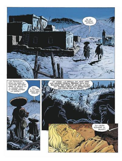 Page 4 durango tome 6 - le destin d'un desperado