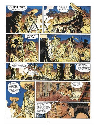 Page 6 durango tome 6 - le destin d'un desperado