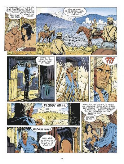 Page 7 durango tome 6 - le destin d'un desperado