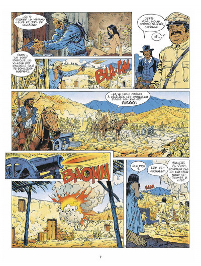Page 8 durango tome 6 - le destin d'un desperado