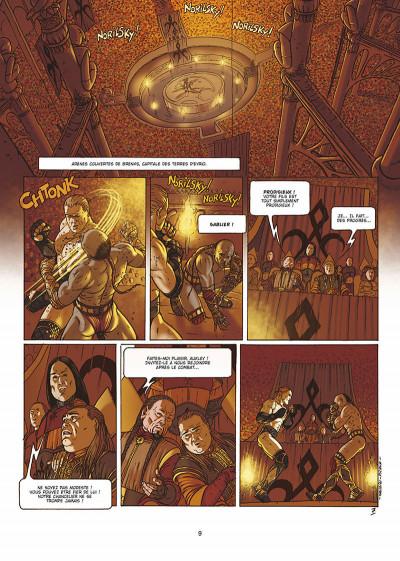 Page 0 lans sirling tome 2 - sur les rives du nako
