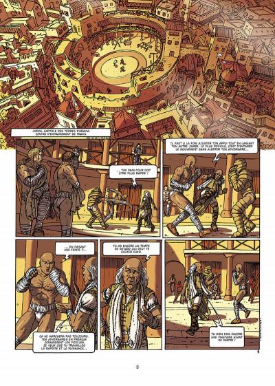 Page 4 lans sirling tome 2 - sur les rives du nako