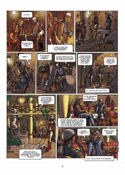 Page 6 lans sirling tome 2 - sur les rives du nako