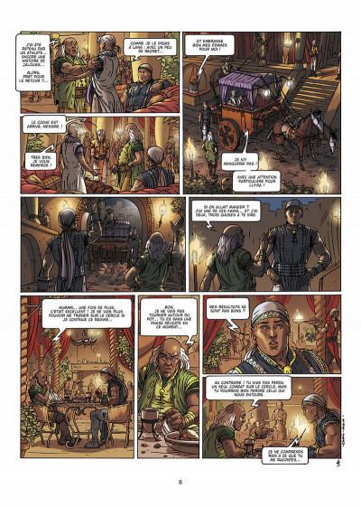 Page 7 lans sirling tome 2 - sur les rives du nako