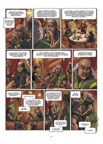 Page 8 lans sirling tome 2 - sur les rives du nako