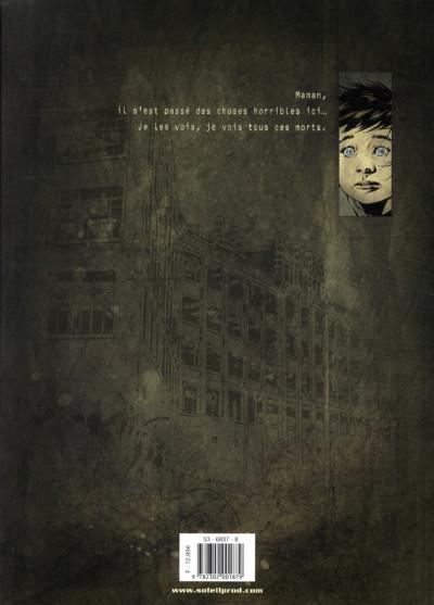 Dos pandemonium tome 1 - sanatorium