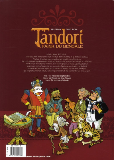 Dos tandori tome 2 - la déesse aux deux visages