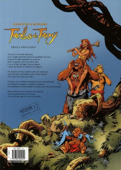 Dos trolls de troy tome 11 - trollympiades