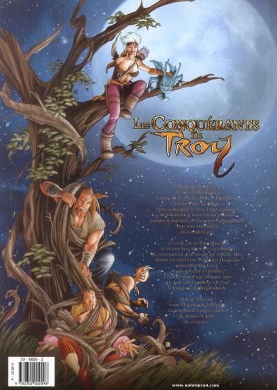 Dos Les conquérants de Troy tome 2