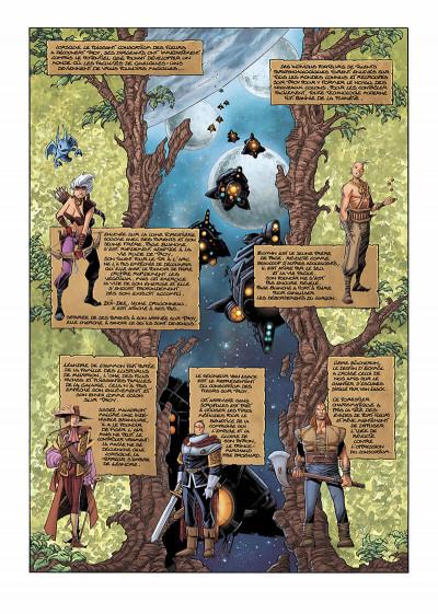 Page 3 Les conquérants de Troy tome 2