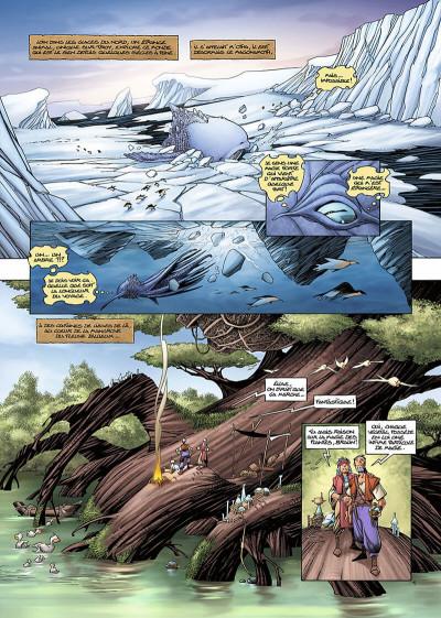 Page 4 Les conquérants de Troy tome 2
