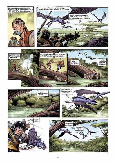 Page 5 Les conquérants de Troy tome 2
