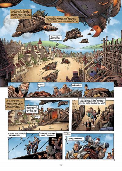Page 6 Les conquérants de Troy tome 2