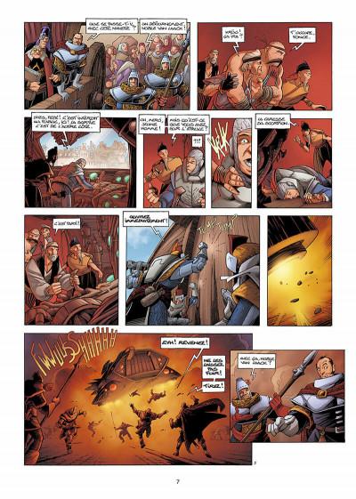 Page 8 Les conquérants de Troy tome 2