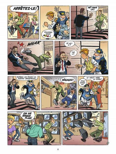 Page 7 léo loden tome 18 - tapas ou ça casse